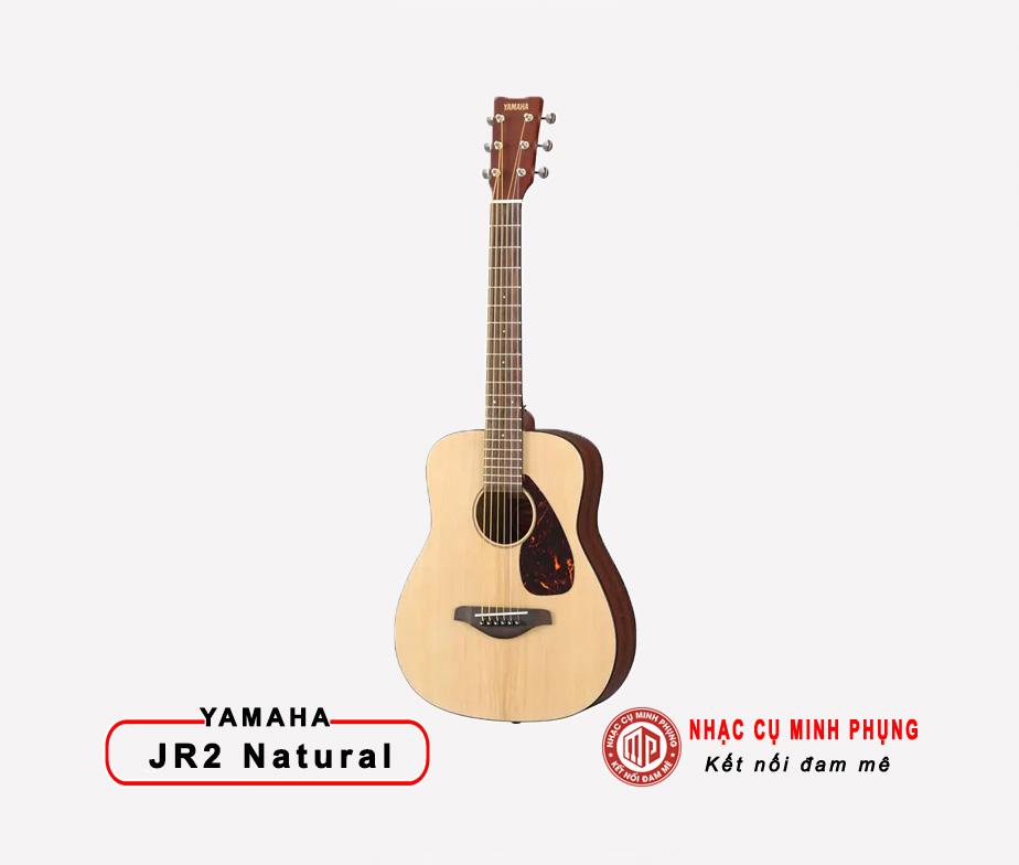 Đàn guitar Acoustic Yamaha JR2 Natural