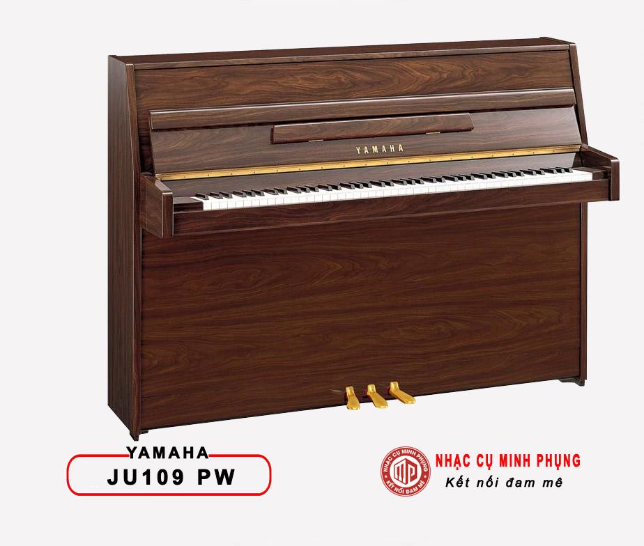 Đàn Piano Cơ Yamaha JU109 PW