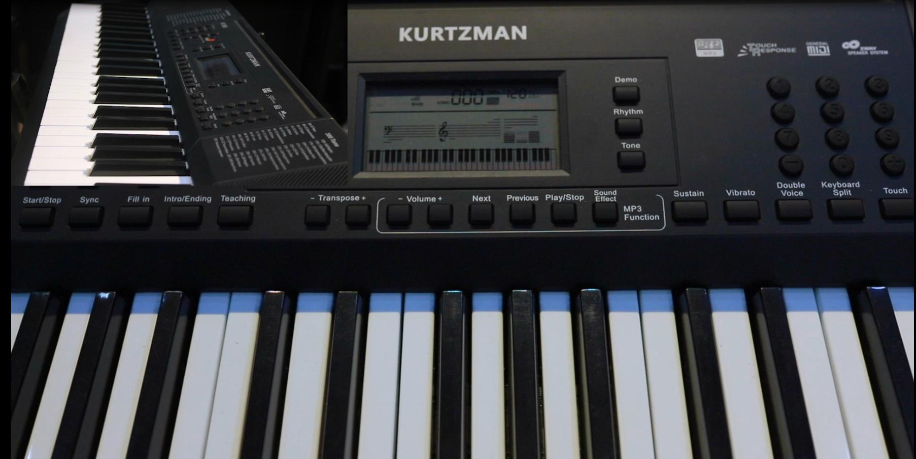 Đánh giá đàn Organ Kurtzman K150