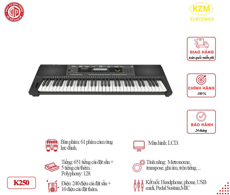 Midi keyboard Sonogenic Yamaha SHS-500