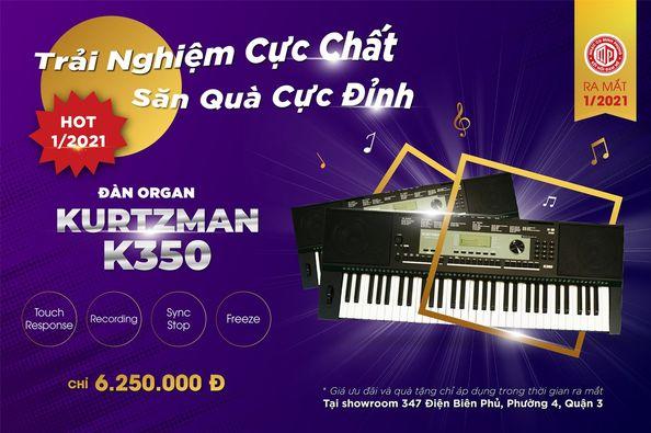 dan-organ-kurtzman-k350-khuyen-mai