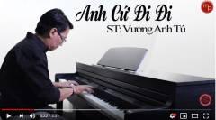 Review Piano điện Kurtzman K650 || Anh Cứ Đi Đi || Âm thanh Piano thật tuyệt vời