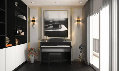 BẠN ĐÃ NGHE NÓI VỀ ĐỆM ORGAN TRÊN PIANO CHƯA?