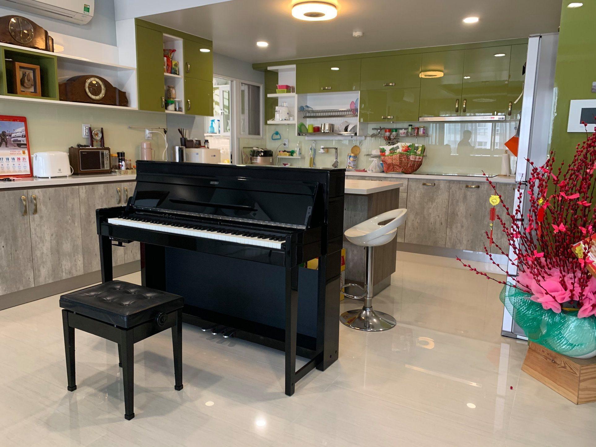 Đàn Piano Điện Kurtzman K750: Âm Thanh Chân Thật Và Sống Động