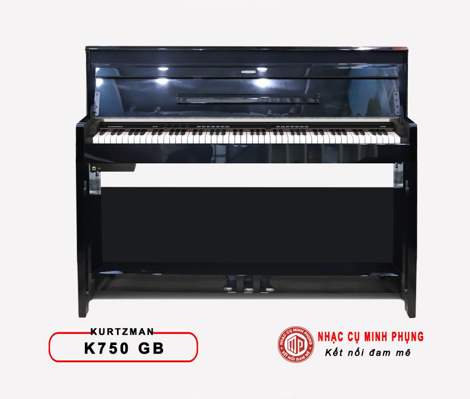 Đàn Piano Điện Kurtzman K750