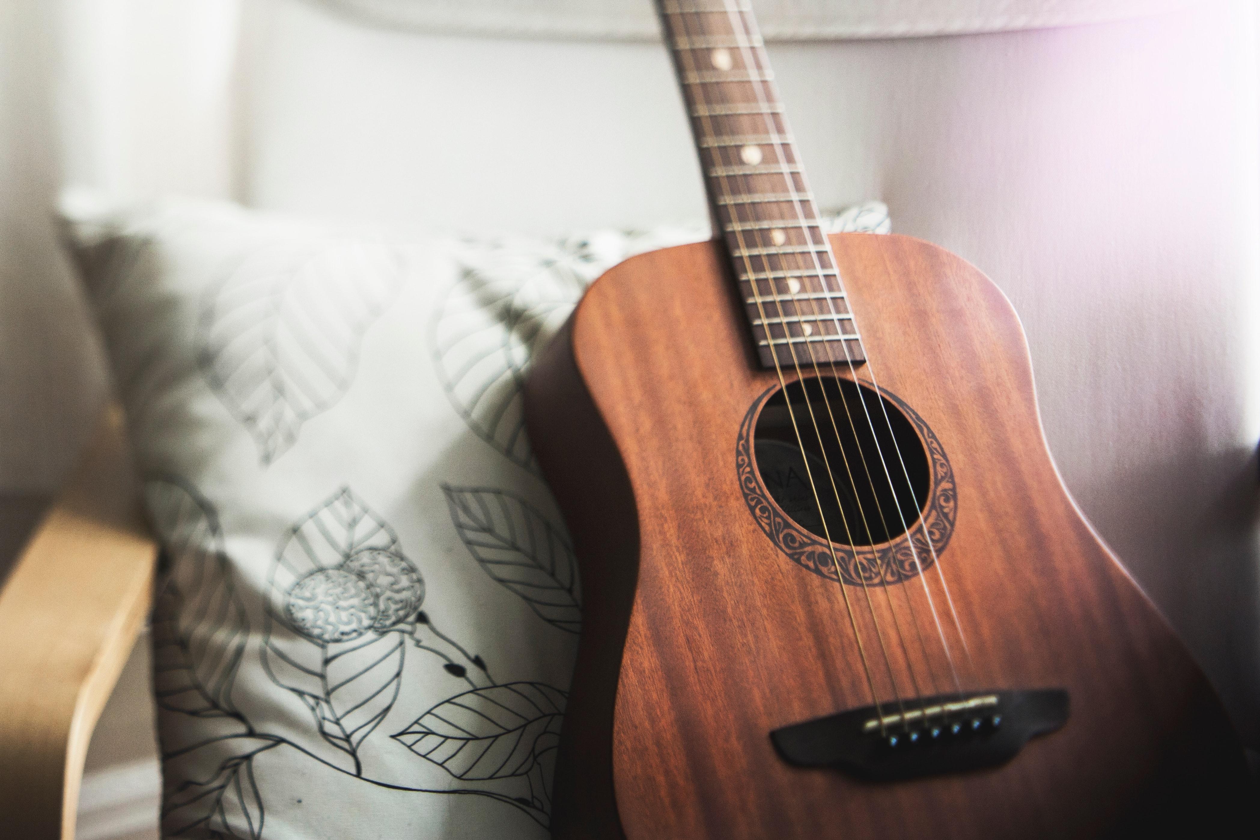 Sự Kiên Trì: Người Bạn Hữu Ích Của Việc Học Guitar