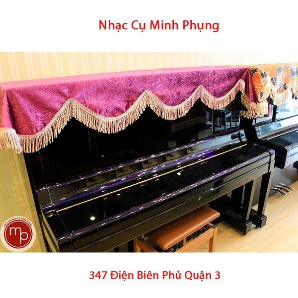 Khăn phủ đàn Piano cơ