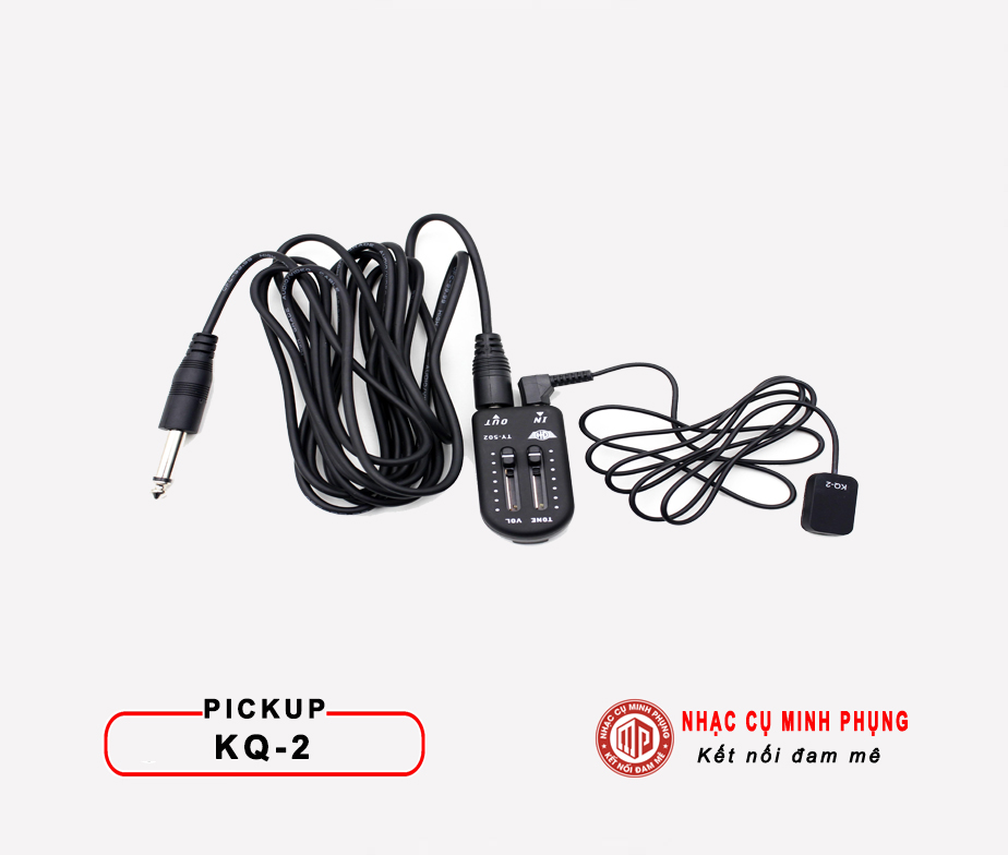 Pickup Violin KQ-2