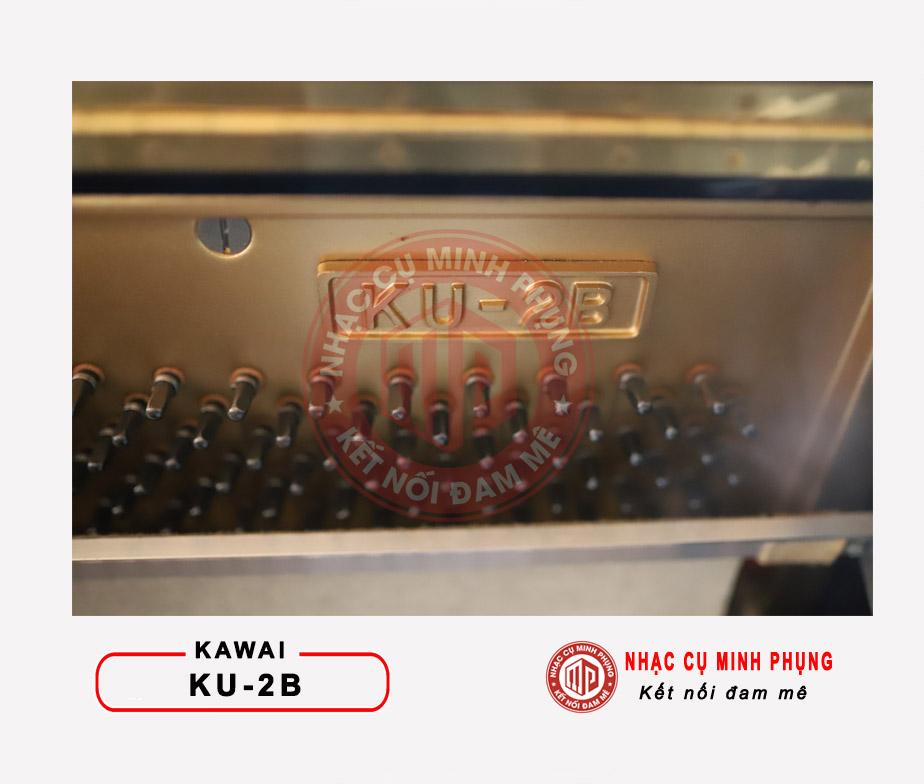 Đàn piano cơ Kawai KU2B