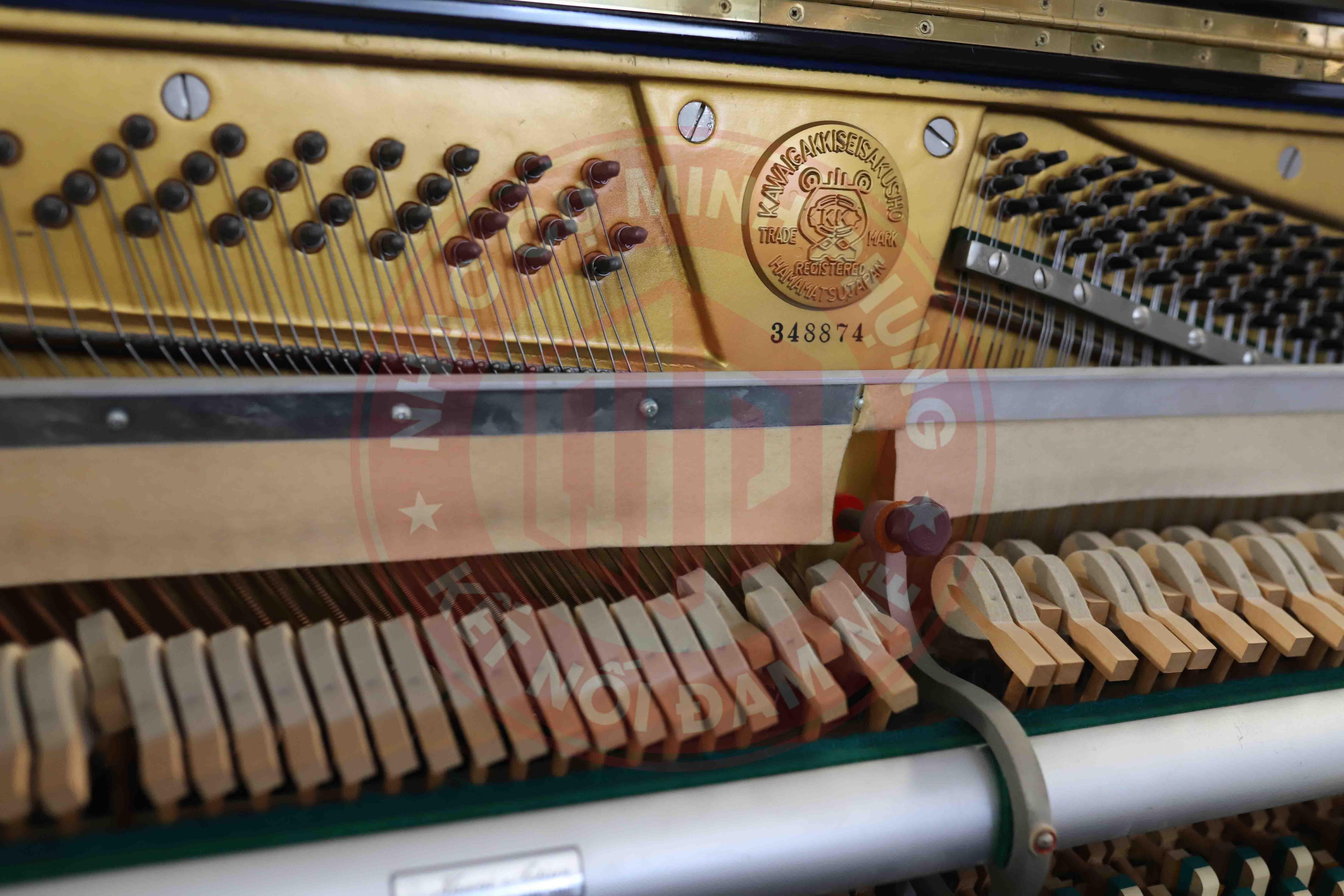 Đàn Piano cơ Kawai KU3