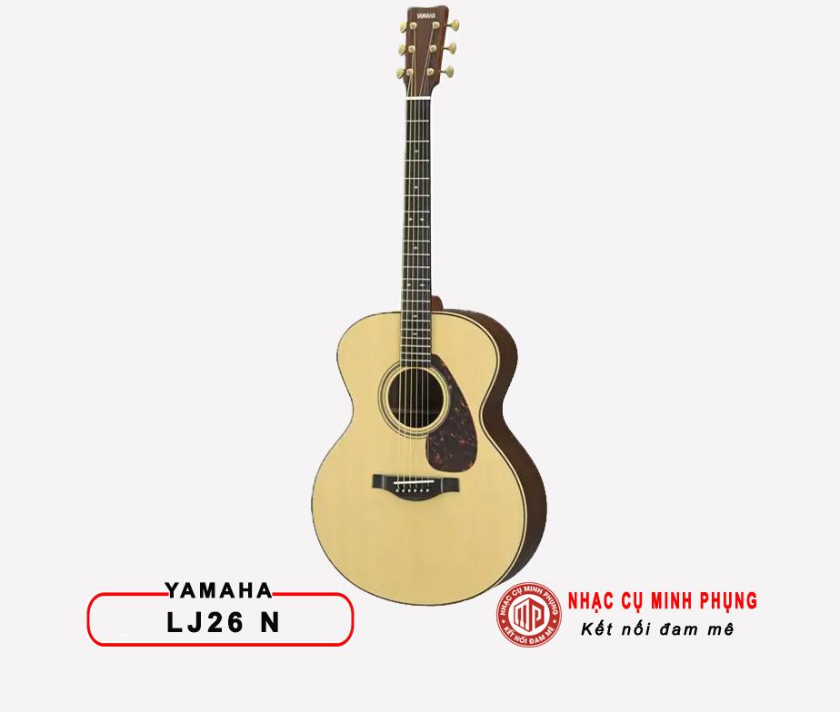 Đàn Guitar Acoustic Yamaha LJ26