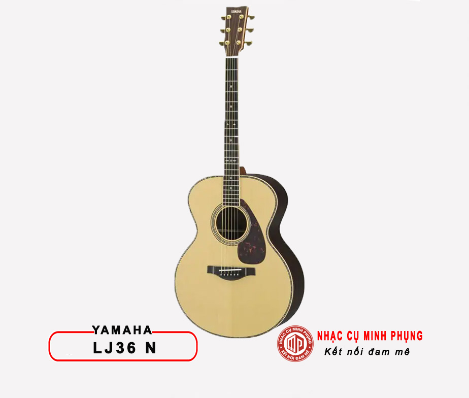 Đàn Guitar Acoustic Yamaha LJ36