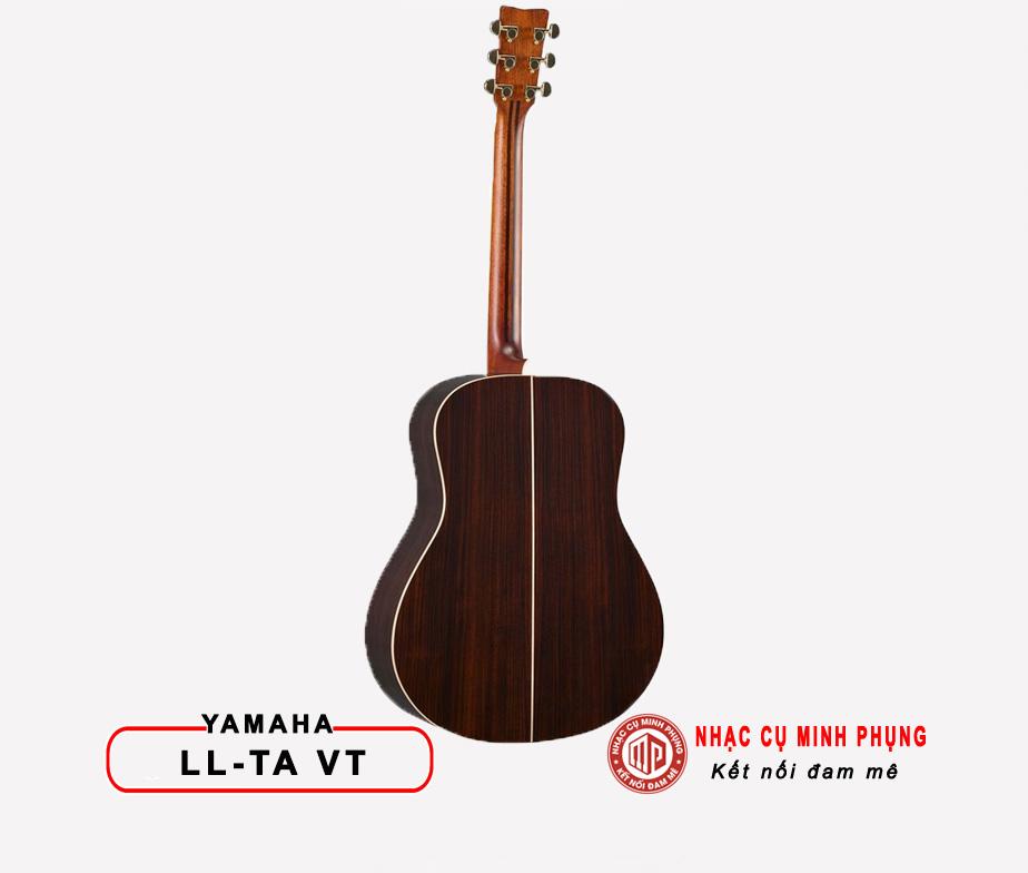 Đàn Guitar Acoustic Yamaha LL-TA BROWN SUNBURST