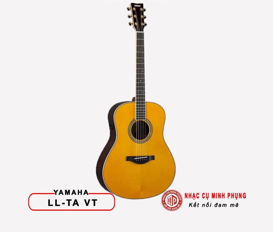 Đàn Guitar Acoustic Yamaha LL-TA VINTAGE TINT