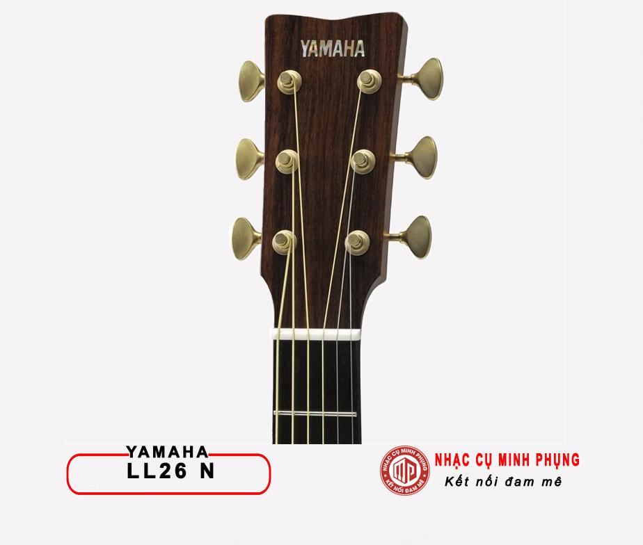 Đàn Guitar Acoustic Yamaha LL26