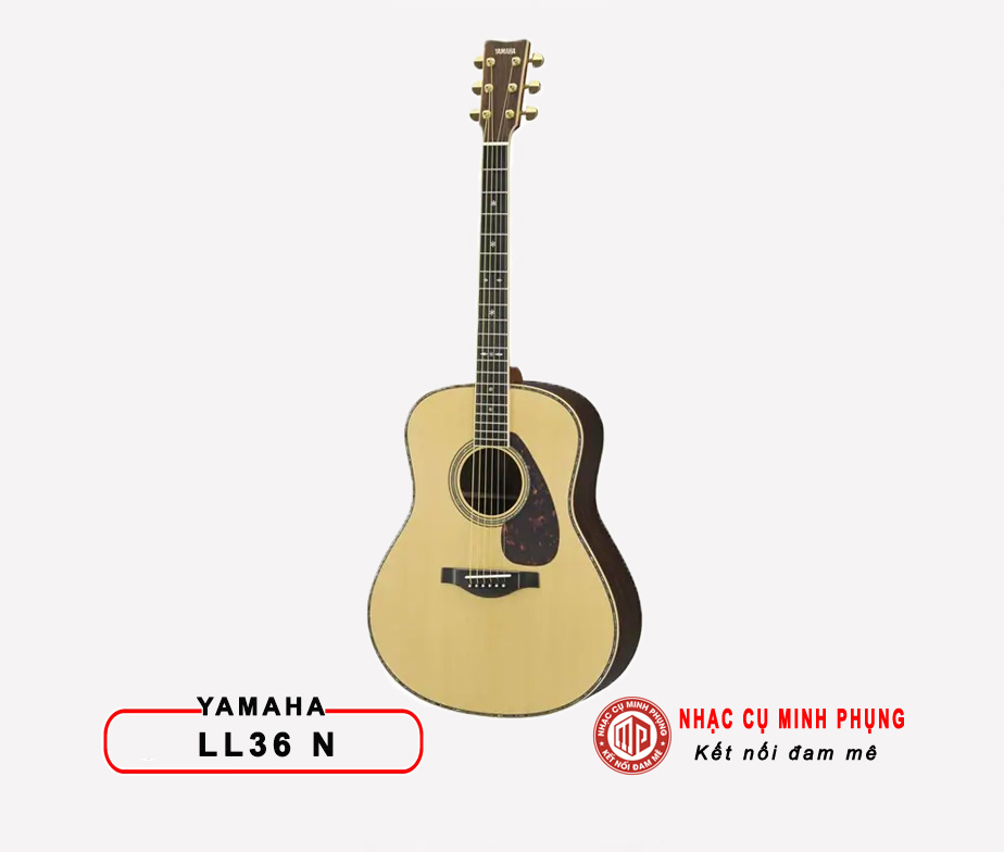 Đàn Guitar Acoustic Yamaha LL36