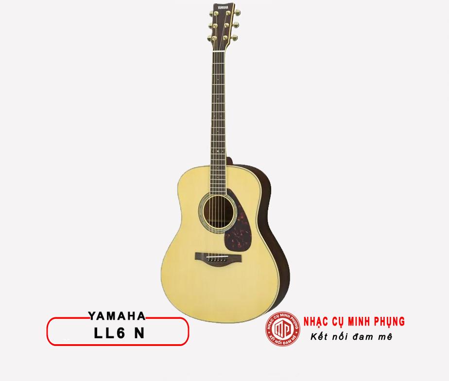 Đàn Guitar Acoustic Yamaha LL6