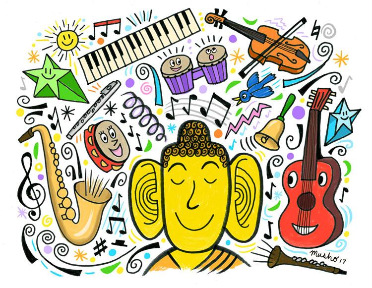 Học nhạc cụ giúp bạn trở thành người lắng nghe tốt hơn