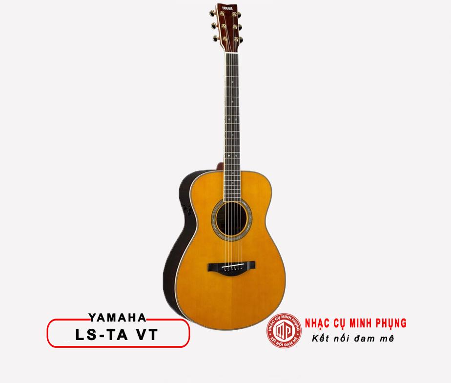 Đàn Guitar Yamaha Acoustic LS-TA VINTAGE TINT