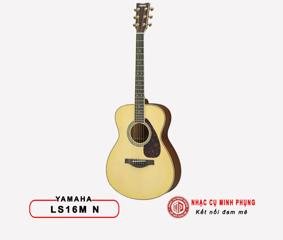 Đàn Guitar Acoustic Yamaha LS16M