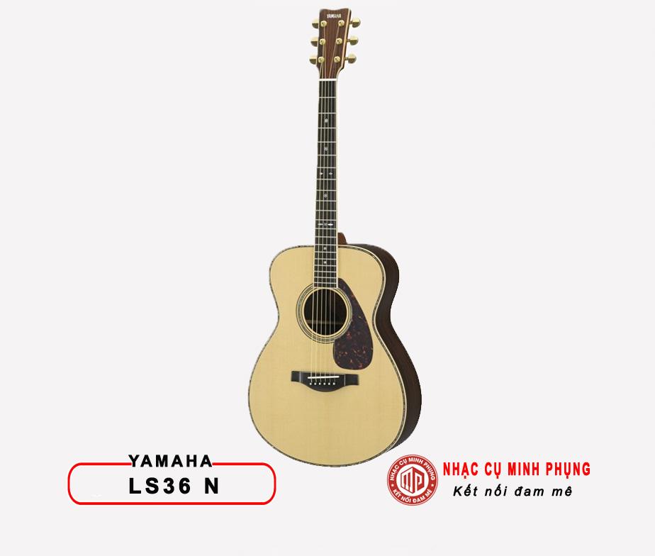 Đàn Guitar Acoustic Yamaha LS36