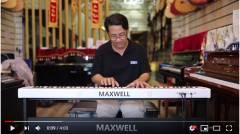 PIANO MAXWELL 100|| BẤT NGỜ KHI NGHE ÂM THANH CÂY ĐÀN MỚI 100% CHỈ 5 TRIỆU ĐỒNG