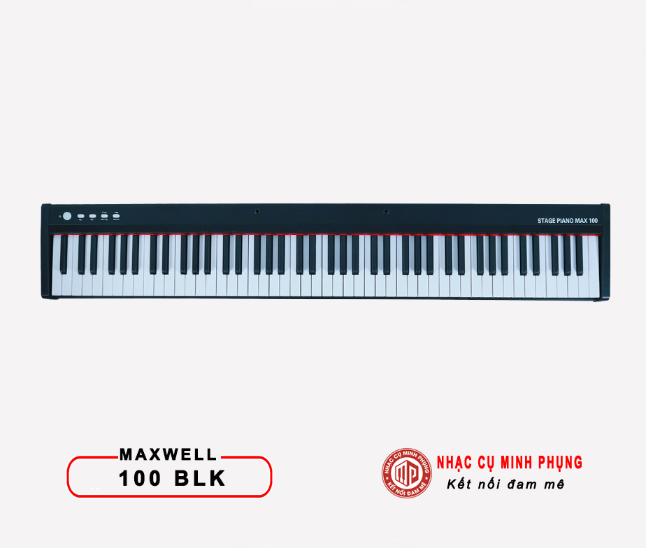 piano điện maxwell 100