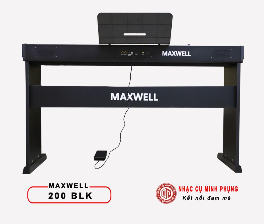 piano điện maxwell 200
