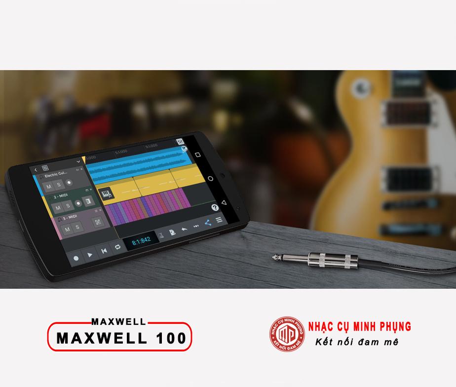 Đàn piano điện maxwell 100 MIDI BLUETOOTH