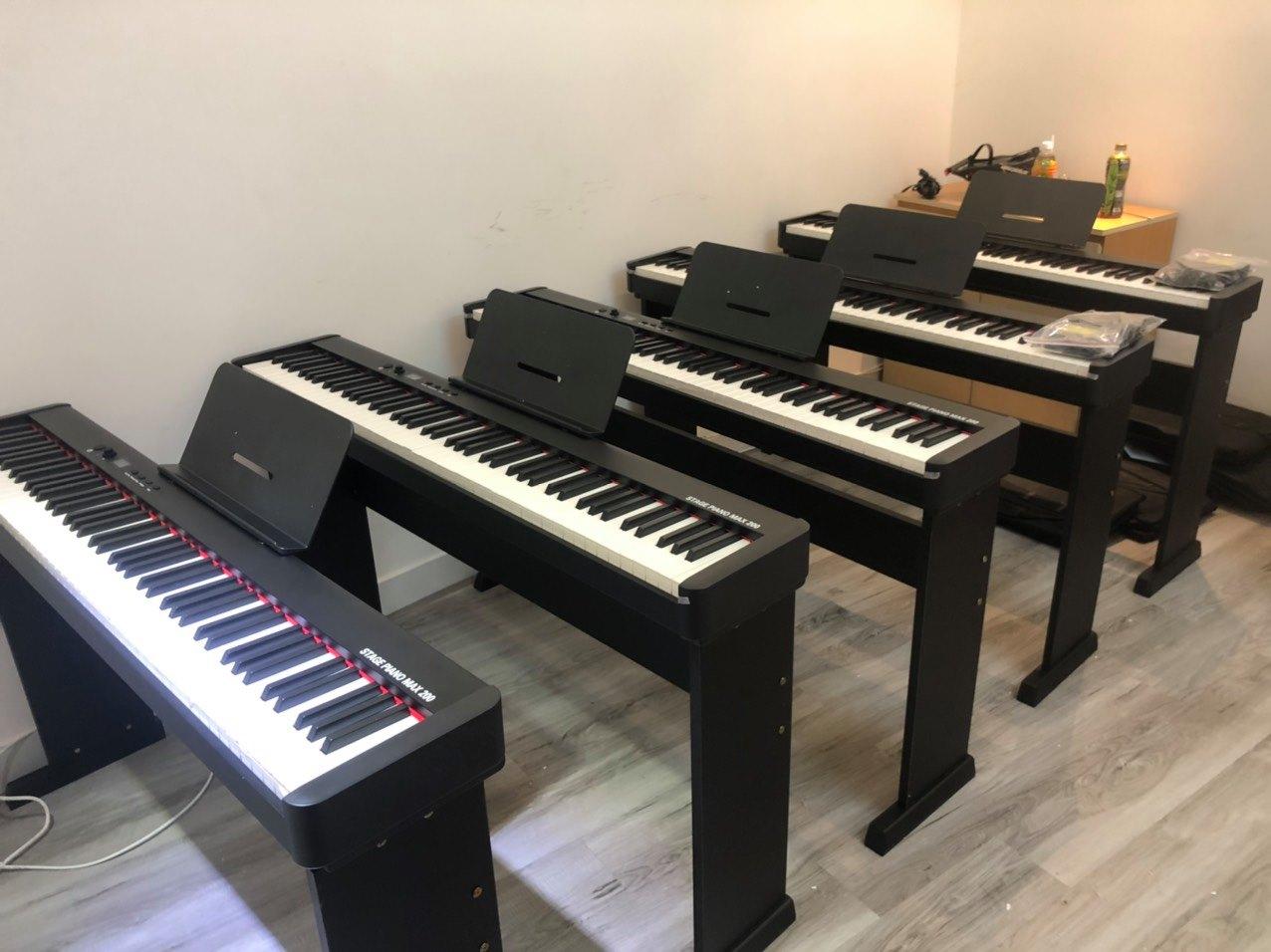 Đàn piano điện Maxwell 200 có gì nổi bật?
