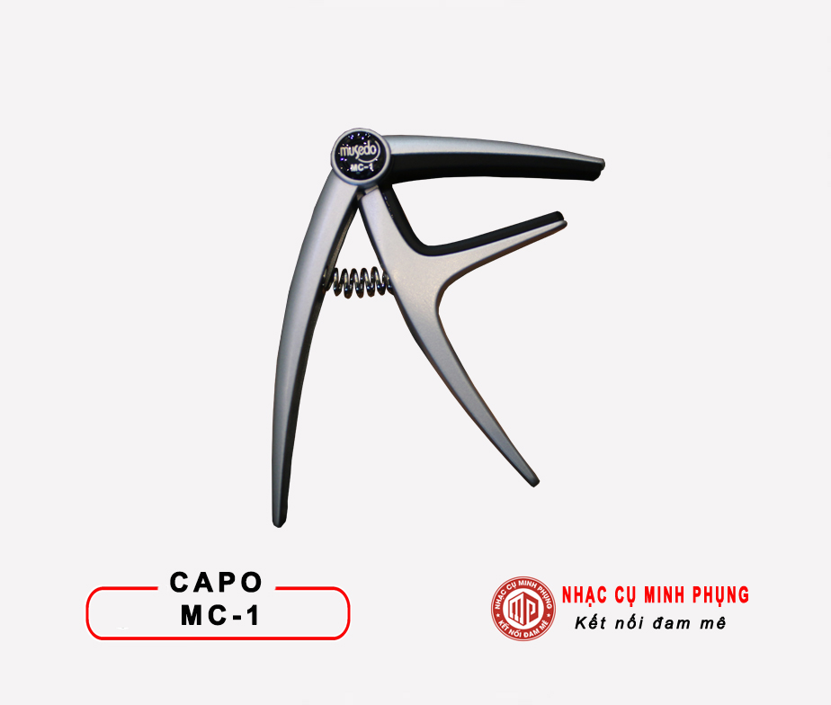 CAPO GUITAR MUSEDO MC-1