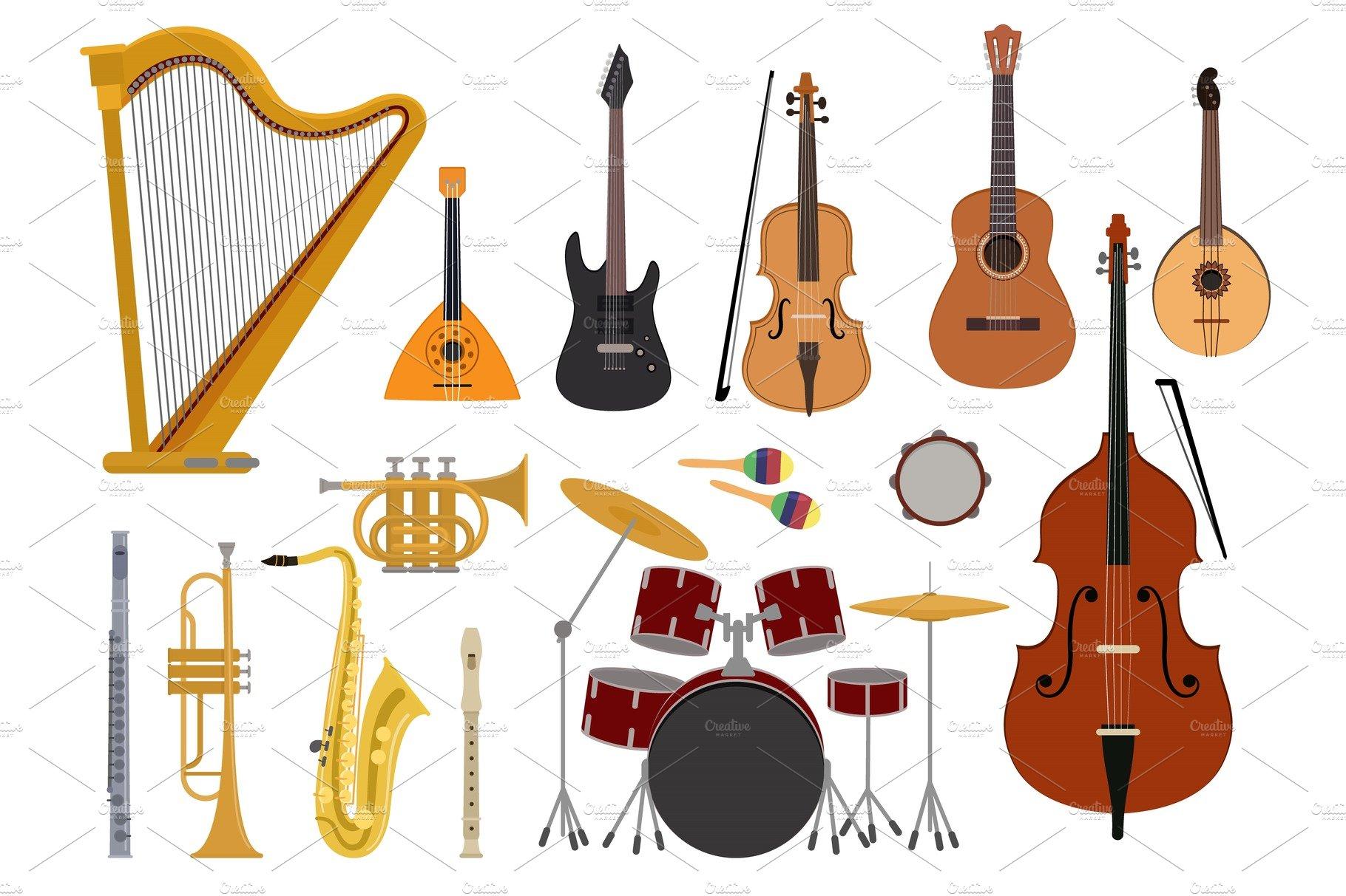 Chọn nhạc cụ phù hợp