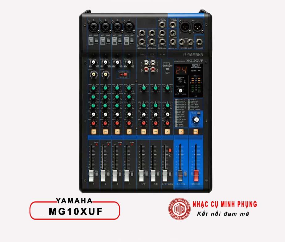 Mixer Yamaha MG10XUF
