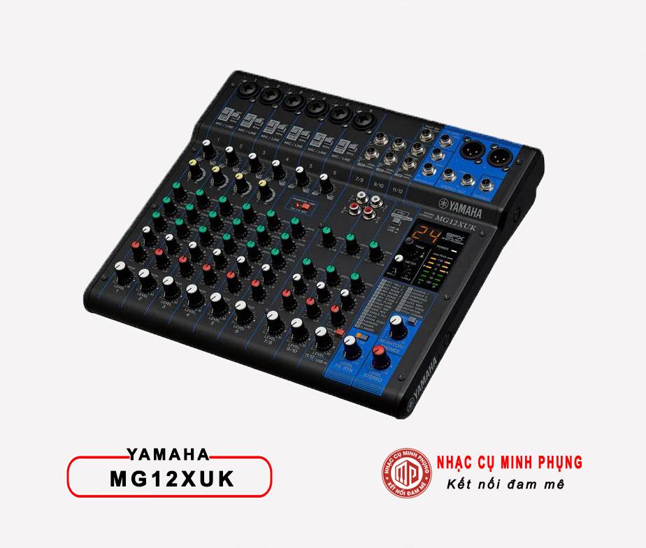 Mixer Yamaha MG12XUK