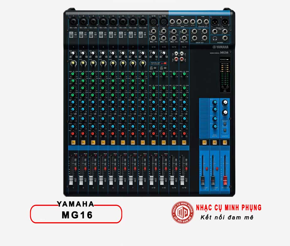 Mixer yamaha MG16