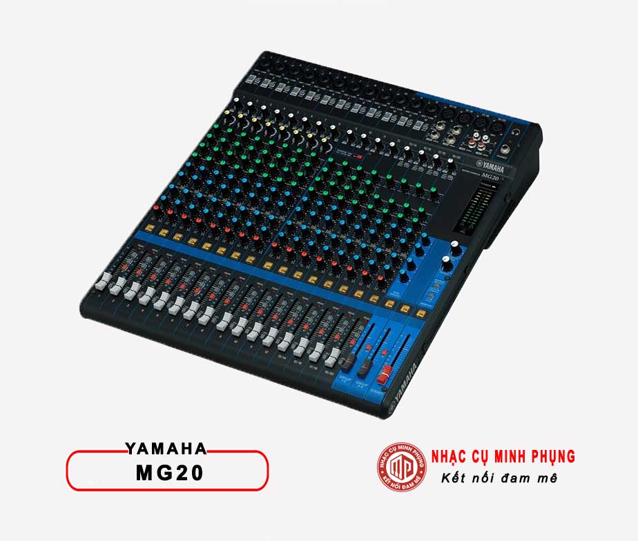 Mixer yamaha MG20
