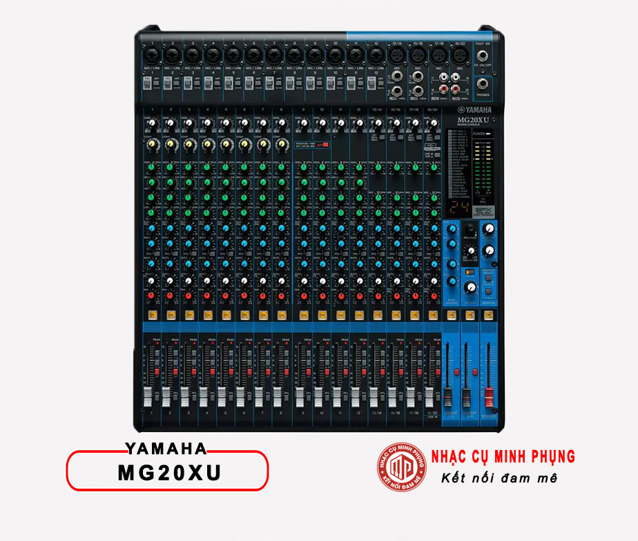 Mixer Yamaha MG20XU