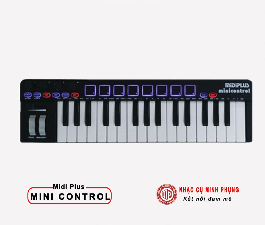 Midi Mini Controller