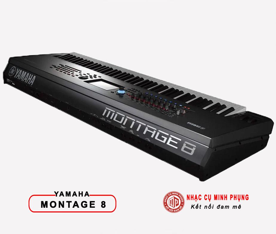 Đàn Keyboard Chuyên Nghiệp Synthesizer Yamaha Montage 8