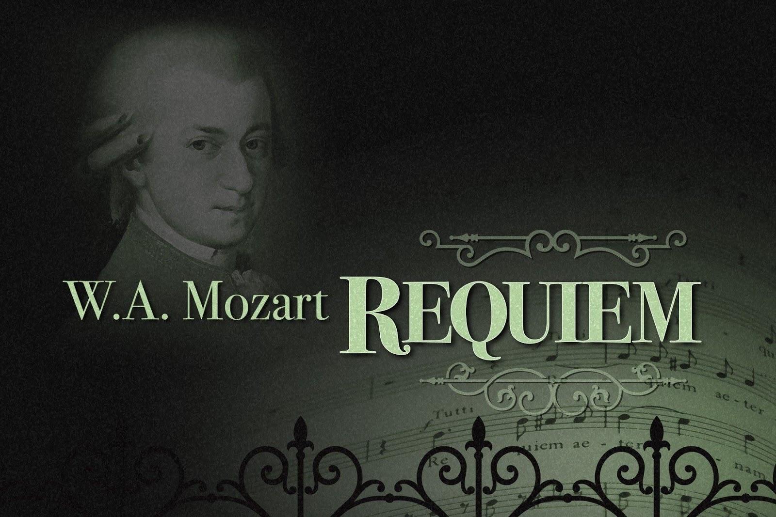 Bản nhạc cuối cùng của Mozart
