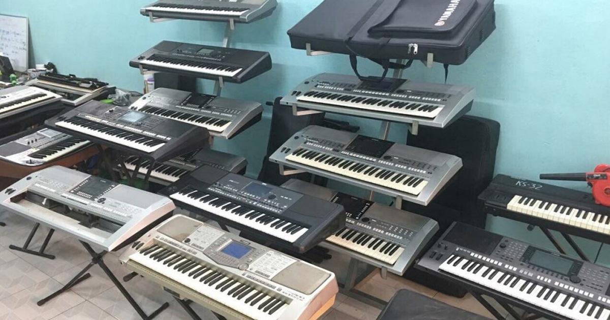 Nên mua đàn organ cũ hay không?