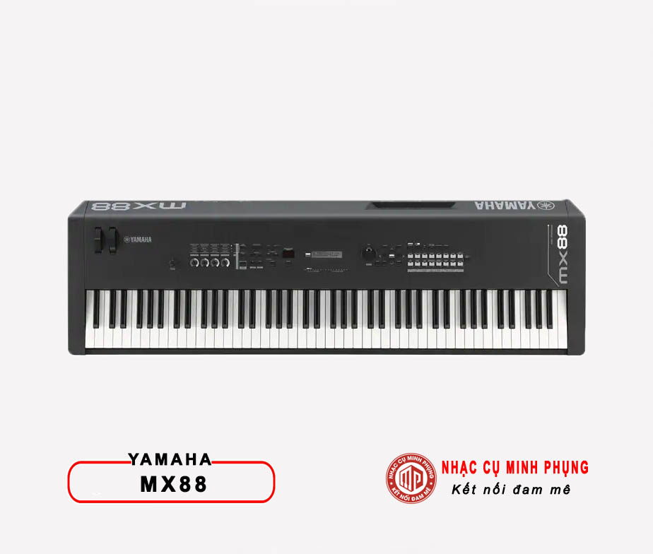 Đàn Keyboard Yamaha Synthesizer MX88 BK