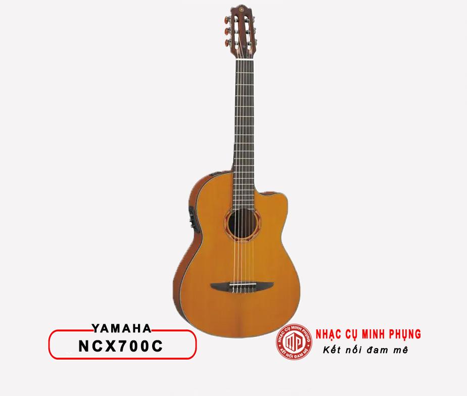 Đàn Guitar ClassicYamaha NCX700C