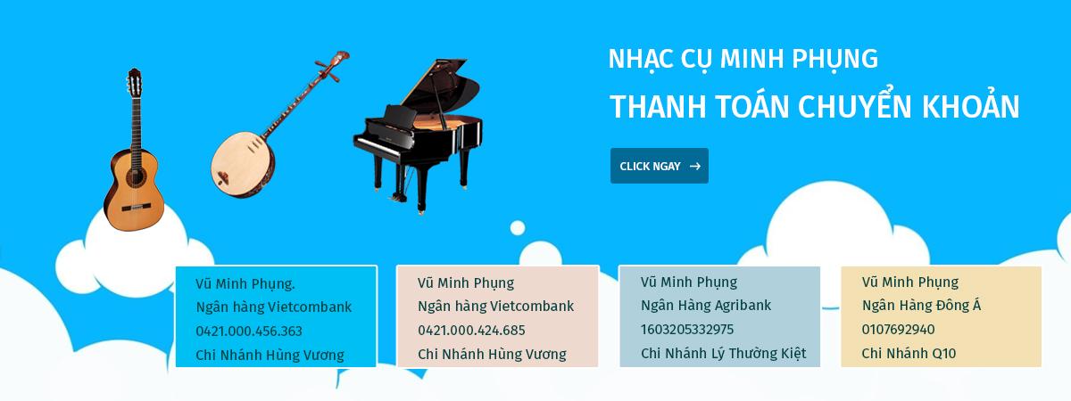 Nhạc cụ Minh Phụng
