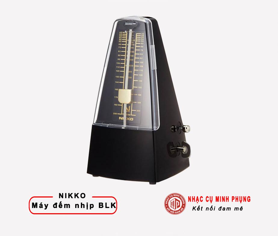 Metronome máy đếm nhịp Nikko