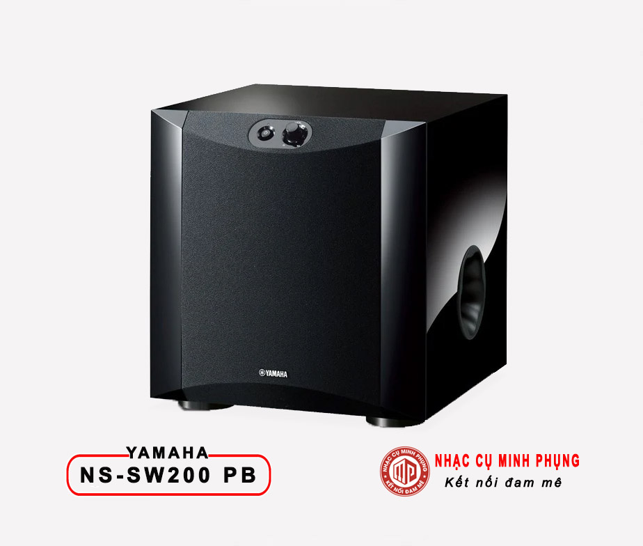 Loa NS-SW200 PIANO BLACK
