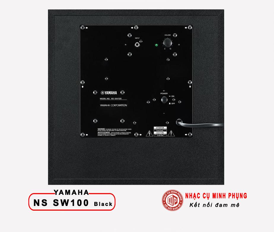Loa Siêu Trầm Yamaha NS SW100