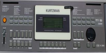 đàn Organ Kurtzman k300