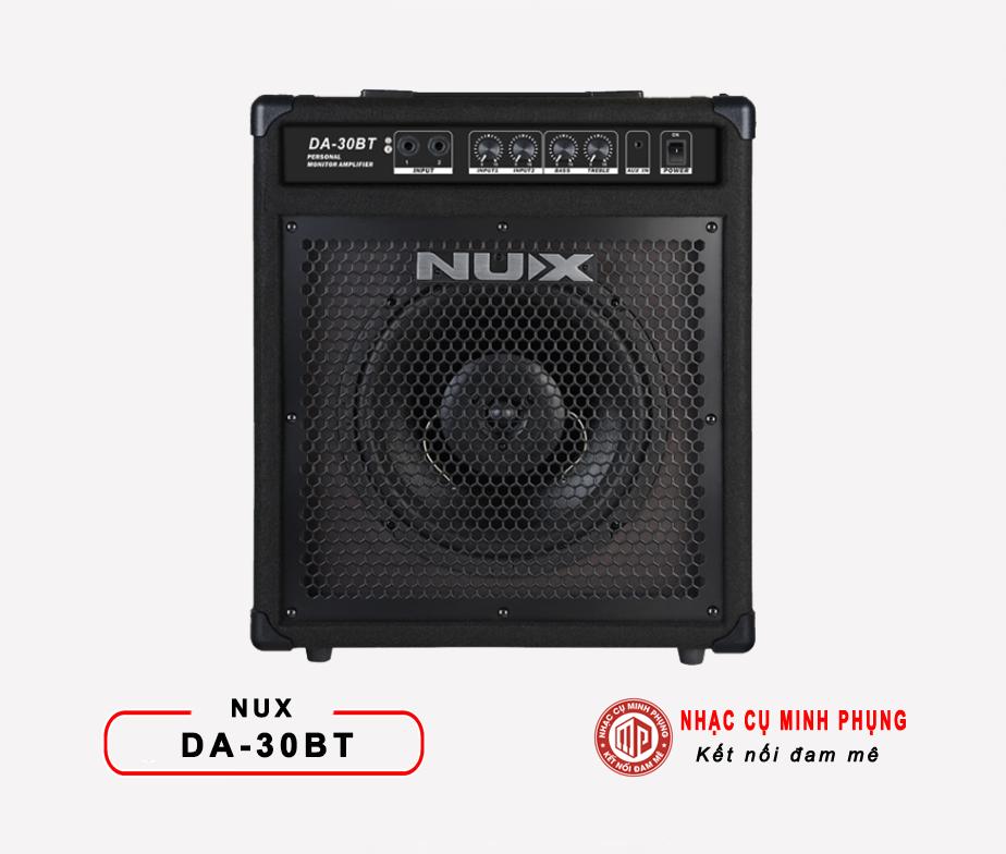 Amplifier Monitor Nux DA30BT