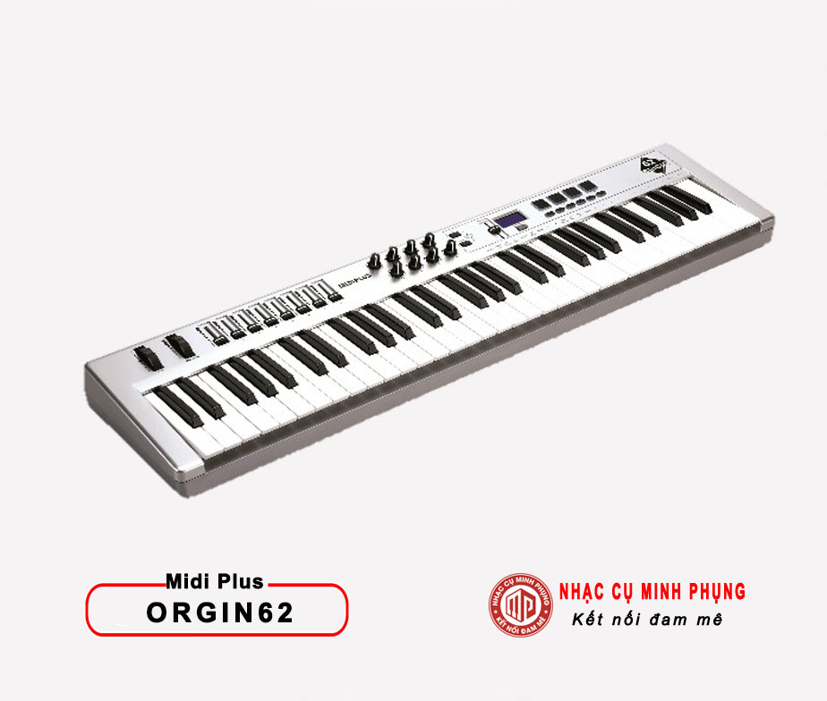 Midi controller Origin62